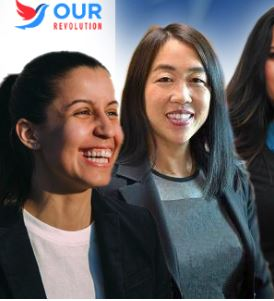 progressive women running for office