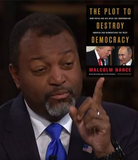 Malcolm Nance Book Plot to Destroy Democracy