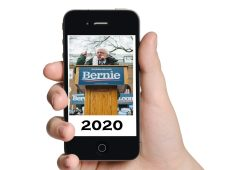 The Bern App, Bernie Sanders 2020 Campaign Phone App Can Be Downloaded Here
