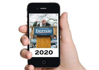 Bernie victory app