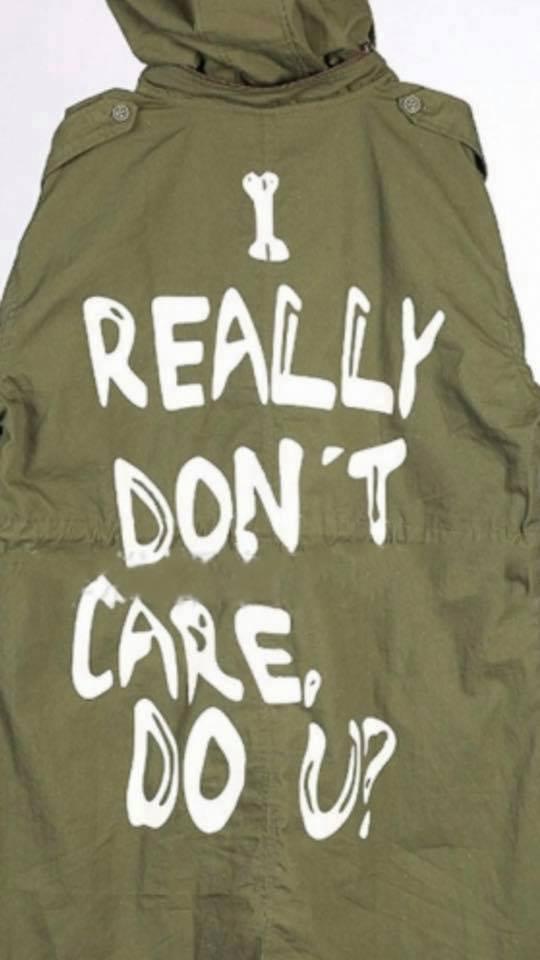 Melania Trump Dont care