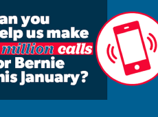Help Us Make 5 Million Calls In January