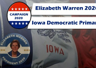 Help Elizabeth Warren win the Presidential election