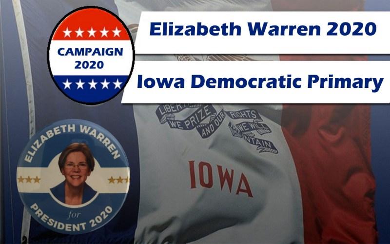 Help Elizabeth Warren win the Presidential election