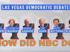 The Las Vegas Democratic Debate 2020 How Did NBC Do