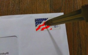 Trump stabs USPS in the back