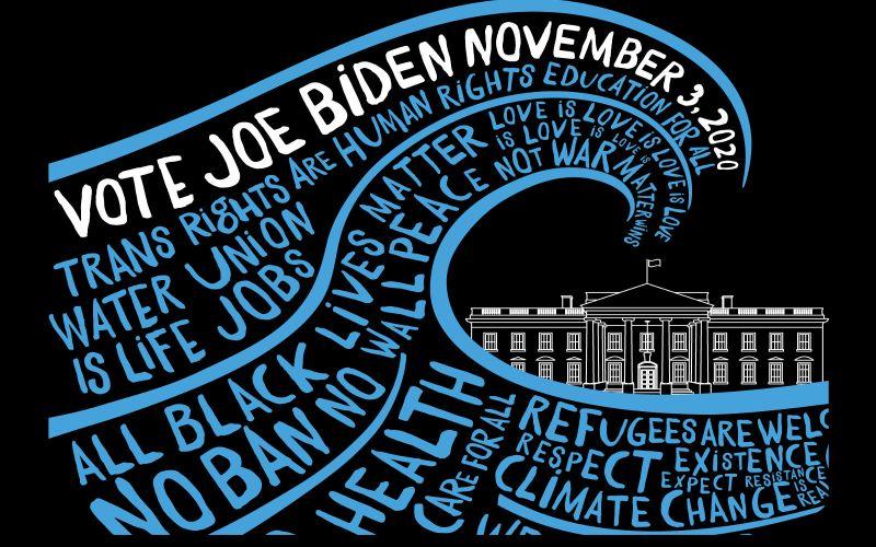 Blue Wave Biden