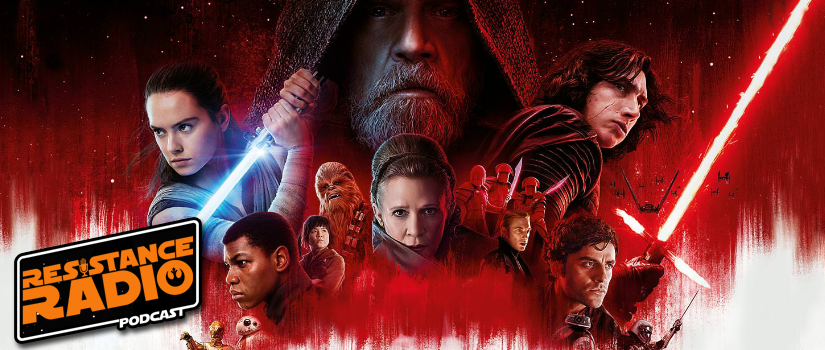 Episode 88: The Last Jedi Eve!