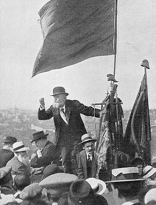 Jean Jaurès, 1913