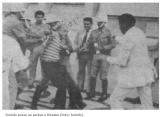 Muito conhecido em Porto Alegre, Toniolo é preso por pichação ao Palácio Piratini em 1984