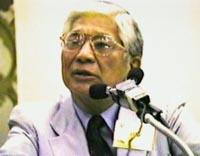 Mike Masaoka at 1982 JACL National Convention