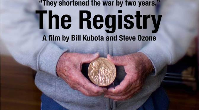"John Okada featured in new MIS film, ""The Registry"""