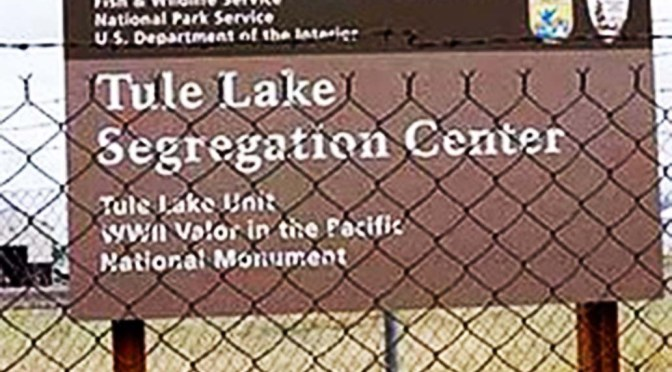 Gag order lifted on lawsuit to stop the fence at Tule Lake