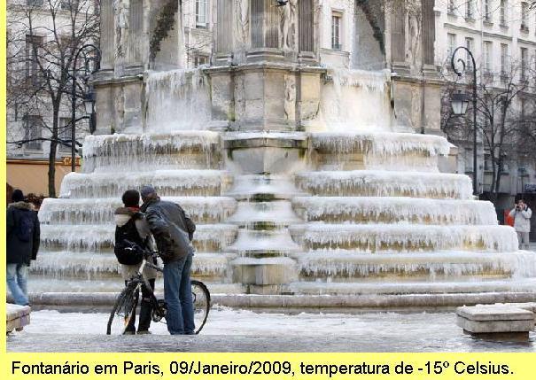 Rumo ao arrefecimento global?.