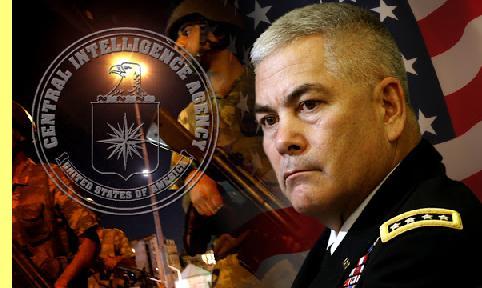 Gen. John F. Campbell.
