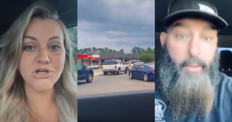 Video: Gas Stations in Multiple States Run Out of Fuel, Sparking Panic