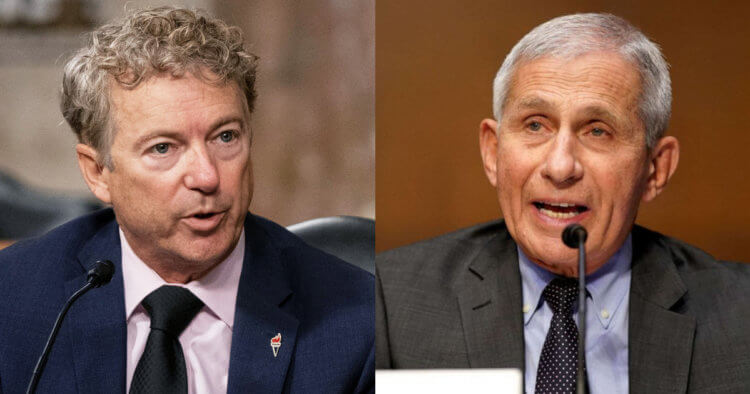 Watch: Rand Paul Confronts Fauci for Funding The Wuhan Institute of Virology