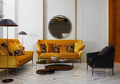 #ELLEDécoSpot : la nouvelle boutique milanaise Versace Home