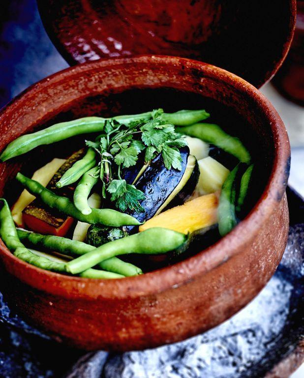 tajine de legumes aux epices