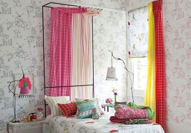 quel rideau pour une chambre d enfant
