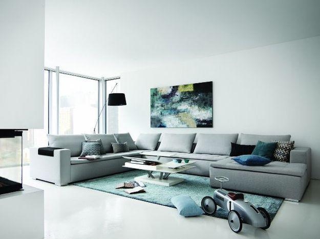 amenager un salon moderne elle decoration