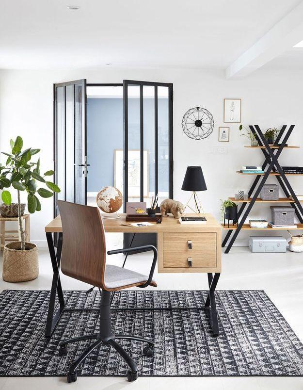 10 idees pour s amenager un coin bureau a la maison