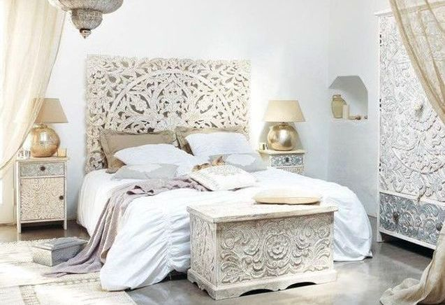 oriental elle decoration