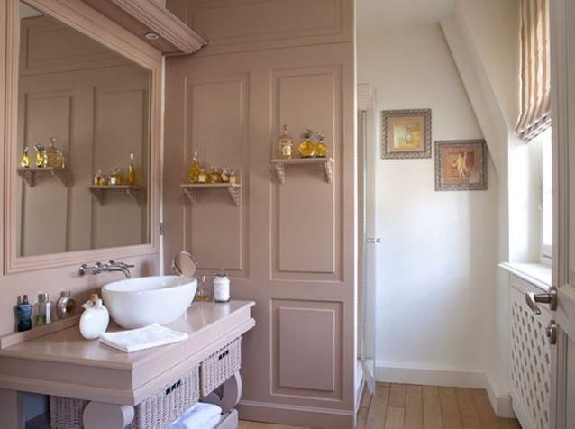 10 Petites Salles De Bains Pleines D Astuces Elle Decoration