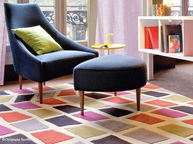 50 tapis qui ont du style elle decoration