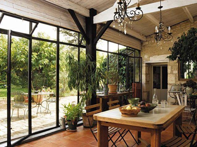 veranda a chaque maison son style