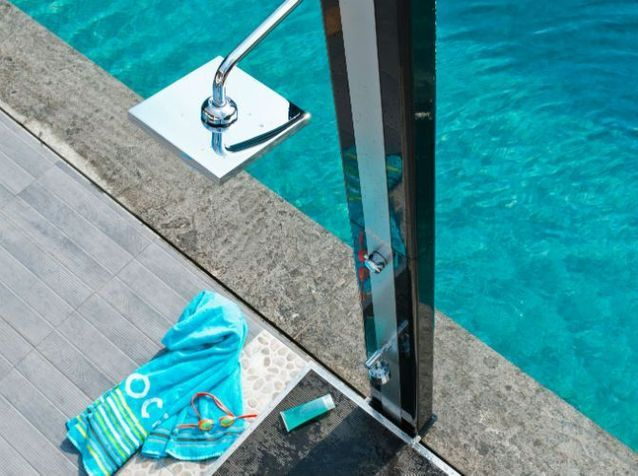 15 douches d exterieur pour se relaxer