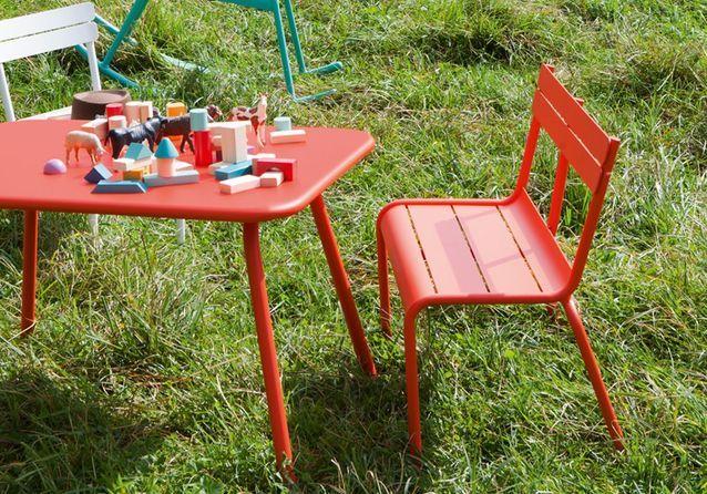 pour quel salon de jardin pour enfant