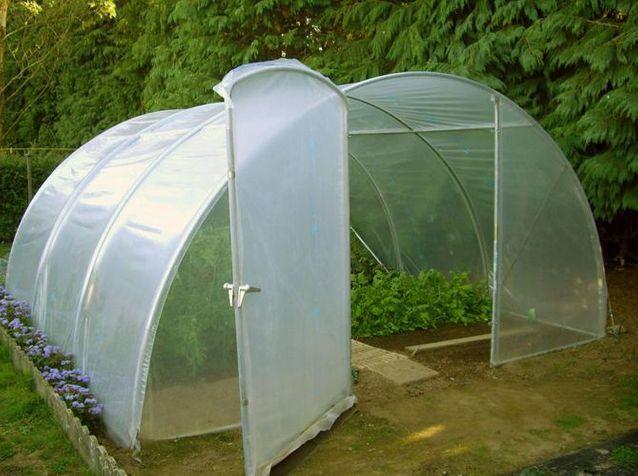 serre de jardin serre tunnel ou mini
