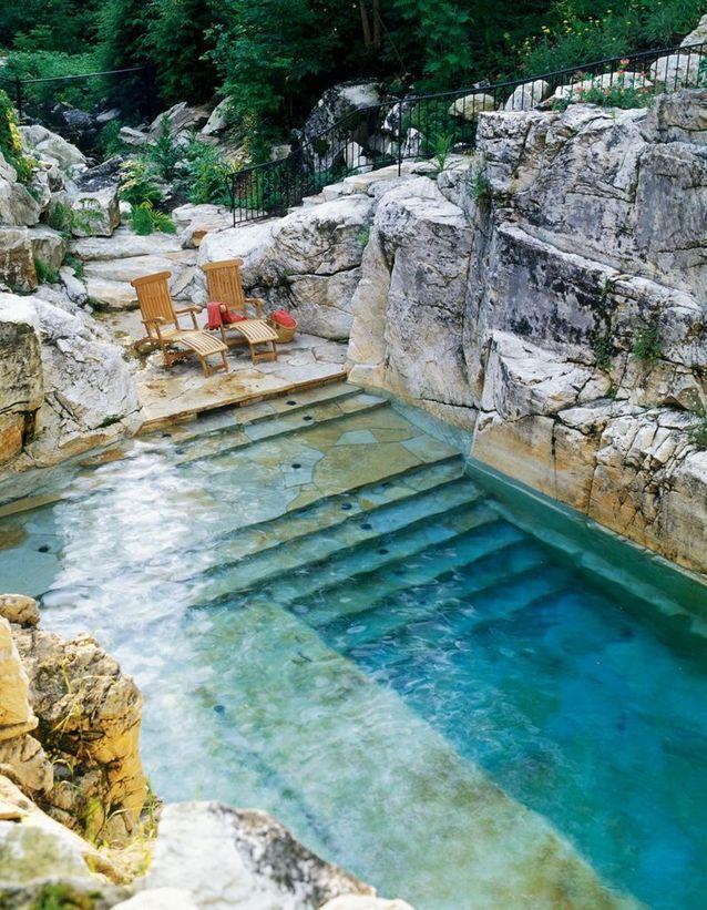 les plus belles piscines reperees sur