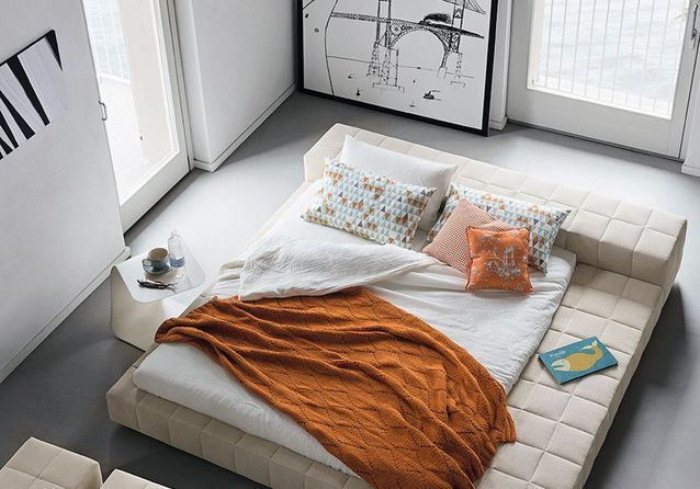 lits design pour une chambre moderne