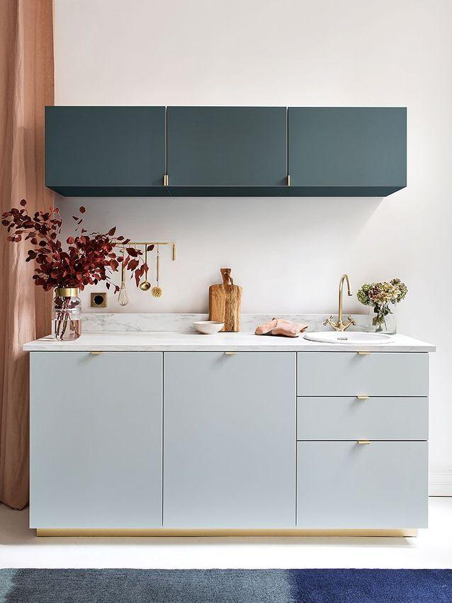 Comment Customiser Une Cuisine Ikea Elle Decoration