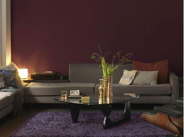 un petit salon chaleureux elle decoration