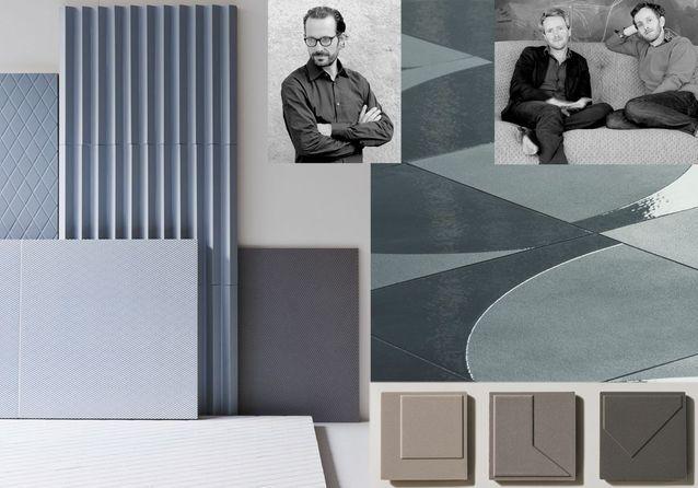 10 revetements sol et mur signes par des designers