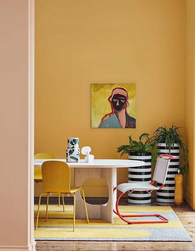 de quelle couleur repeindre votre mur