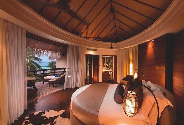 Suite présidentielle Constance Hotels & Resorts Halaveli, Maldives