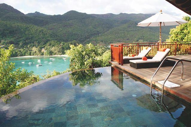Villa vue colline, Constance Ephelia, Seychelles