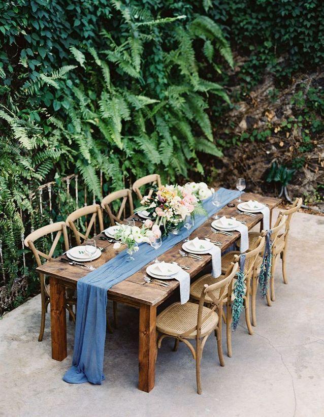 table de mariage 35 idees deco dignes