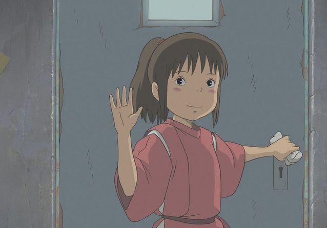 """""""Ruhların Kaçışı"""", Hayao Miyazaki"""