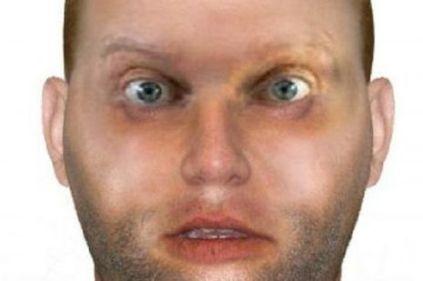 """Le portrait robot de """"Thommo"""", recherché pour viol."""