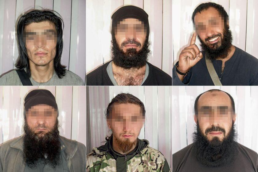 """Exclusif - Djihadistes français: """"Notre objectif est de les tuer"""""""