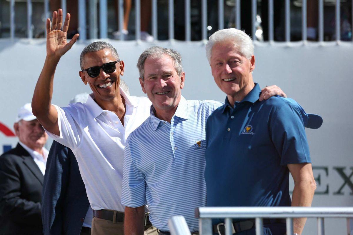 Vaccin contre le Covid : Obama, Bush et Clinton veulent rassurer en se  faisant vacciner