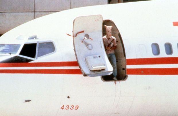 La prise d'otages du vol TWA 847, en juin 1985.