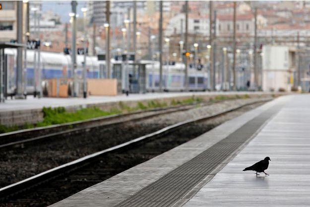 La gare Saint-Charles de Marseille, où la mère aurait confié ses enfants à sa connaissance.