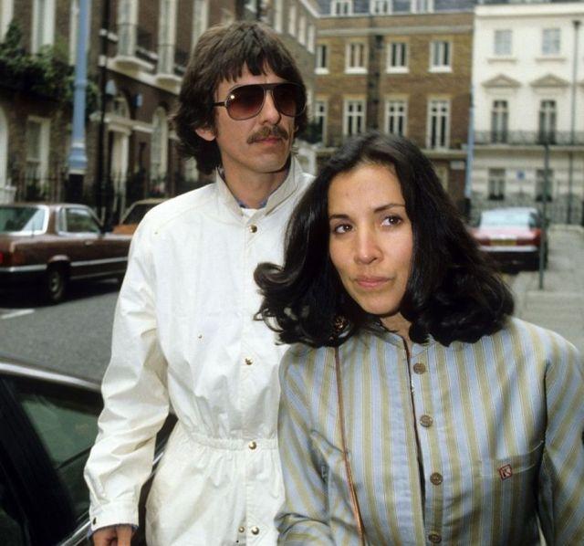 Ringo Starr Barbara Bach Mariage 1981 Photos 3