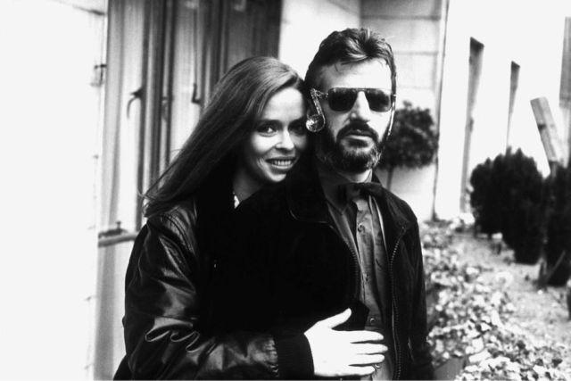 Ringo Starr Barbara Bach Mariage 1981 Photos 4